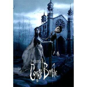 コープスブライド【Tim Burton's Corpse Bride】ポストカード 通販  プレゼント