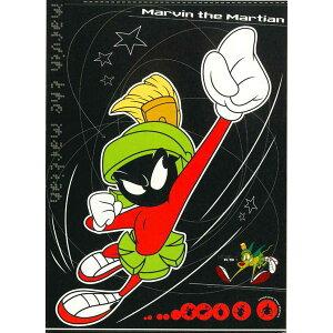 ワーナー マービン・ザ・マーシャンポストカード【Marvin the Martian】ルーニー・テューンズ 通販  プレゼント