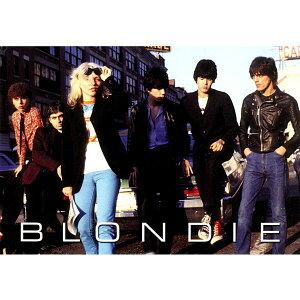 ブロンディ 【Blondie】ポストカード 通販  プレゼント