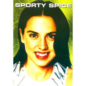 スパイス・ガールズ【Spice Girls】メラニー・チズム ポストカード 通販  プレゼント