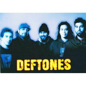 デフトーンズ【Deftones】ポストカード 通販  プレゼント