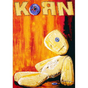 コーン【Korn】ポストカード Issues 通販  プレゼント