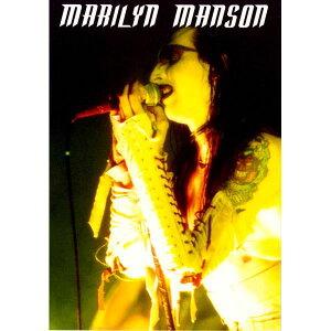 マリリン・マンソン【Marilyn Manson】ポストカード 通販  プレゼント