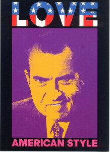 ポストカード 【Love Nixon】 通販  プレゼント