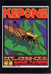 ポストカード 【Kepone Cleveland 1996】 通販  プレゼント