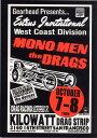 ポストカード 【Mono Men San Francisco 1995】 通販  プレゼント