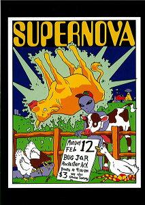 ポストカード 【Supernova Rochester 1996】 通販  プレゼント