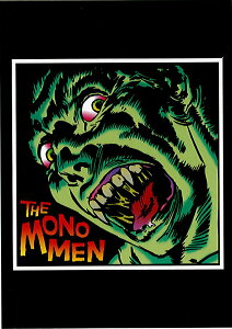 ポストカード 【The Mono Men Artwork】 通販  プレゼント