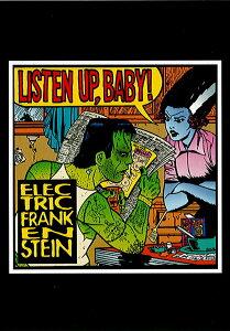 ポストカード 【Electric Frankenstein】 通販  プレゼント