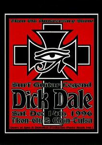 ポストカード 【Dick Dale Anniversary '96】 通販  プレゼント