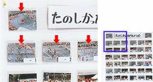 【30%OFF】展示用ホルダー2L・キャビネ判