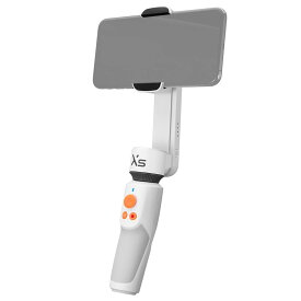 ZHIYUN SMOOTH XS スマートフォン用 ジンバル 電動スタビライザー 自撮り棒 セルカ棒 ホワイト 国内正規品