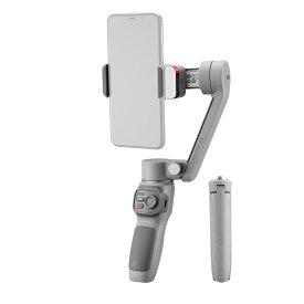 ZHIYUN ジーウン SMOOTH Q3 スマートフォン用 ジンバル 電動スタビライザー LEDライト内蔵 折りたたみ式 国内正規品