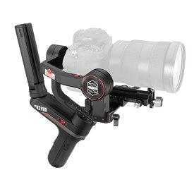 ZHIYUN WEEBILL S ジンバル 電動スタビライザー 手ブレ補正 ミラーレスカメラ 一眼レフカメラ対応 国内正規品