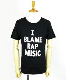 BLACK SCORE(ブラックスコア) プリントTee [10361103] [BSMC_RAP_MUSIC_S16] ブラック(19)