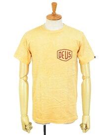 DEUS EX MACHINA(デウス エクス マキナ) プリントTシャツ Sunbleaced Tokyo Tee [DMP71462B] BRIGHT YELLOW