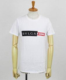 BLACK SCORE / ブラックスコア / プリントTee / BULGARKING / 10382003 / BSMC_BULGARKING / ホワイト(05)