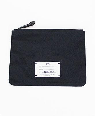 Y-3(ワイスリー) ポーチ Y-3 POUCH [DZ0800-ACCS19] BLACK
