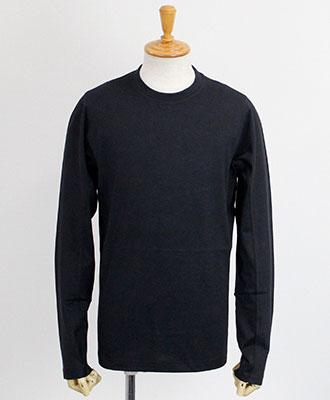 Y-3(ワイスリー) 長袖Tシャツ U NEW CLSC CREW LS T [DY7186-APPS19] BLACK