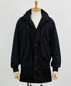 Y-3(ワイスリー) リバーシブルトラックジャケット REVERSIBL TRK JKT [DY7286-APPS19] BLACK