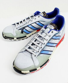 """adidas by RAF SIMONS(アディダス バイ ラフシモンズ) スニーカー """"RS MICRO STAN"""" [EE7950] SILVMT/RED/RED"""
