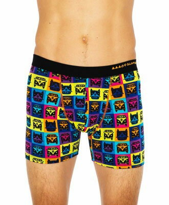 69SLAM(ロックスラム) アンダーウェア MEN BAMBOO PRINTED BOXER [MPBSMV-BB]SUMMER VANS