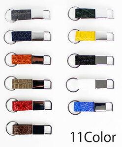 quattro gatti / クアトロガッティ / クロコダイル ベルトフック / キーリング / Crocodile Belthook / 11 Color