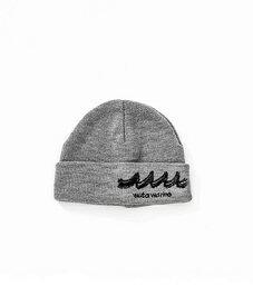 ACANTHUS×muta / アカンサス×ムータ / ニットキャップ / グレー / ACANTHUS×muta knit cap MA1925 / gray