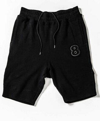 ACANTHUS×muta/ アカンサス×ムータ / darts sweat shorts / ダーツスウェットショーツ / ブラック [MA1904-BLACK]