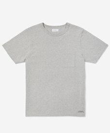 Saturdays NYC / サタデーズ ニューヨークシティ / クルーネックポケットTシャツ / Randall Pima Short Sleeve T‑Shirt / Ash Heather