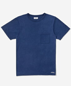 Saturdays NYC / サタデーズ ニューヨークシティ / クルーネックポケットTシャツ / Randall Pima Short Sleeve T‑Shirt / Indigo