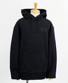 Y-3(ワイスリー) ロゴ プルオーバーパーカー M CLASSIC CHEST LOGO HOODIE [FN3379-APPA20] BLACK
