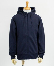 Y-3(ワイスリー) ロゴ ジップアップパーカー M CLASSIC BACK LOGO FULL-ZIP HOODIE [FN3365-APPA20] LEGEND INK