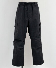 Y-3(ワイスリー) カーゴパンツ M CLASSIC WINTER WOOL CARGO PANTS [GK4593-APPS20] CHARCOAL