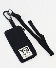 Y-3(ワイスリー) トラベルウォレット TRVL WALLET [FH9338-ACCA19] BLACK