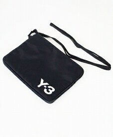 Y-3(ワイスリー) ポーチ POUCH [FH9252-ACCA19] BLACK