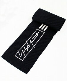 Y-3(ワイスリー) ロゴ マフラー SCARF 3S [FH9283-ACCA19] BLACK