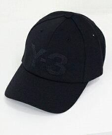 Y-3(ワイスリー) ロゴキャップ LOGO CAP [FH9290-ACCA19] BLACK