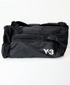 Y-3(ワイスリー) 2wayバッグ Y-3 HYBRID DUFFLE [FQ6966-ACCS20] BLACK 852A/CORE WHITE 076A