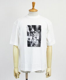 Y-3(ワイスリー) グラフィック S/S Tシャツ ALLEWAY GRAPHIC SS TEE [FT1373-APPS20] WHITE