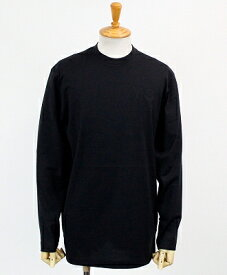 Y-3(ワイスリー) ロゴ L/S Tシャツ M CLASSIC CHEST LOGO LS TEE [FN3361-APPS20] BLACK