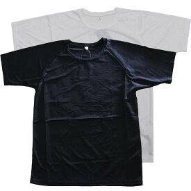 ハニカムメッシュ半袖丸首tシャツ メンズ 春夏 13-300 メンズインナーシャツ 男性下着 メッシュ生地 涼感 速乾 メッシュ 肌着 インナーウエア ビジネス 仕事 ワークマン