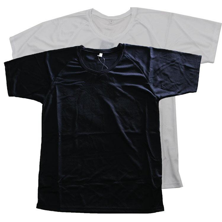 ハニカムメッシュ半袖Vネックtシャツ/メンズ/春夏/13-301/メンズインナーシャツ/男性下着