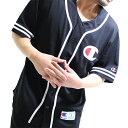 2016春夏新作 送料無料(チャンピオン)Championメンズ アクションスタイル ベースボールシャツ(C3-H365)メッシュ生地