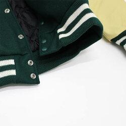 送料無料Champion(チャンピオン)メンズアワードジャケット(スタジャン)【C5-E601】MadeinU.S.A.