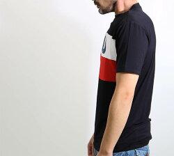 送料無料FILA(フィラ)ストレッチtシャツメンズ半袖t(ロゴ柄FILA)(UVカット)(吸汗速乾)FILA446-311