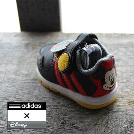 2015秋冬新作adidas(アディダス)×ディズニー、ミッキーマウスのキッズ用スニーカーB23888人気 ブランド