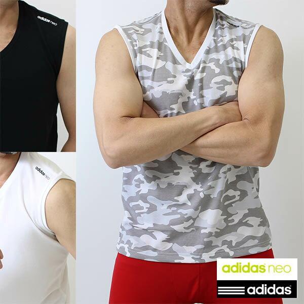 在庫処分 アディダス (adidas)NEO メンズ スポーツかのこスリーブレスシャツ AM4-0511 吸汗速乾ドライ人気 ブランド