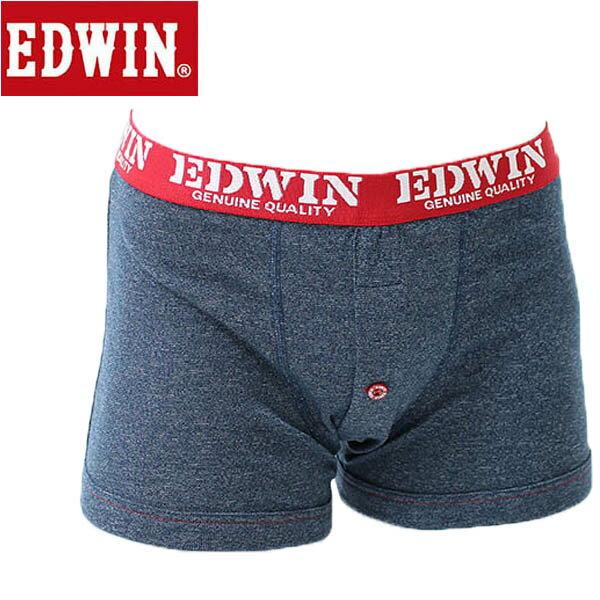 EDWIN エドウィン デニムニットボクサーパンツ メンズ9301-64 エドウィン デニム ボクサー パンツ 春夏秋冬定番