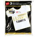 Hanes(ヘインズ)ゴールドパック 3pパック クルーネックTシャツ ヘインズ ゴールドパック 3枚組み 白tシャツ メンズ ヘインズtシャツ …